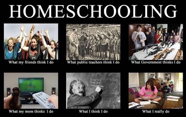 10 Things You Will Only Understand If You Are Were Homeschooled