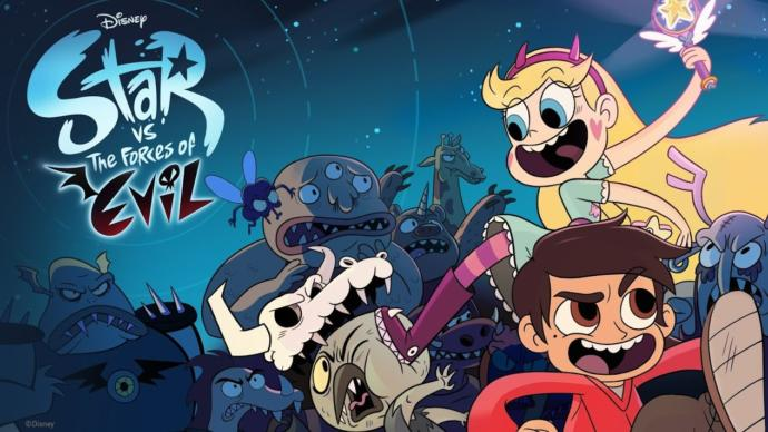 Stephen Reviews: Star vs The Forces of Evil