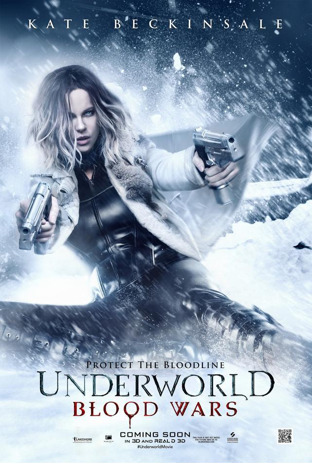Underworld--a Movie about Racial Attitudes, from Peaceful to Tribal Today