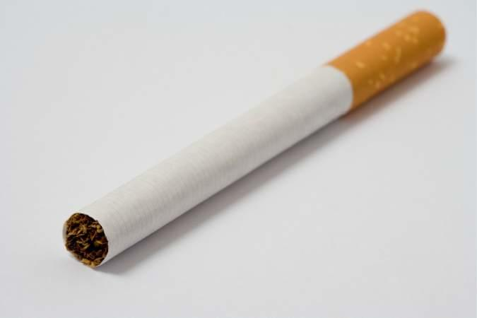 The Last Cigarette (Short fiction story I wrote)
