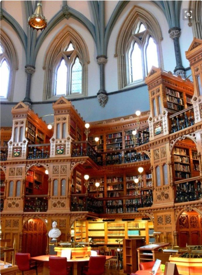 13 Gorgeous Libraries