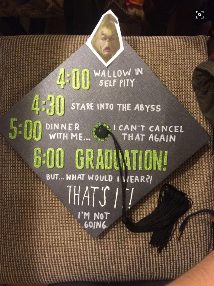 20 Awesome Graduation Cap Ideas