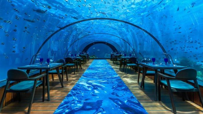 Some of the Weirdest Restaurants in the World.