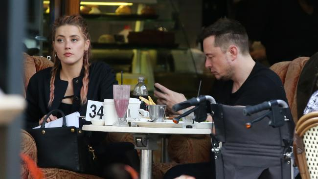 Amber Heard Finds Another Millionaire
