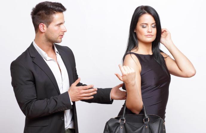Men Don't Approach Hot Women!