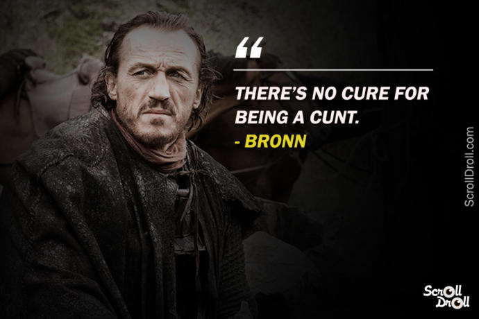 Twenty Memorable GOT Quotes