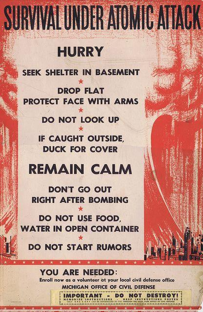 How To Prepare In Case of a Nuclear Attack Threat