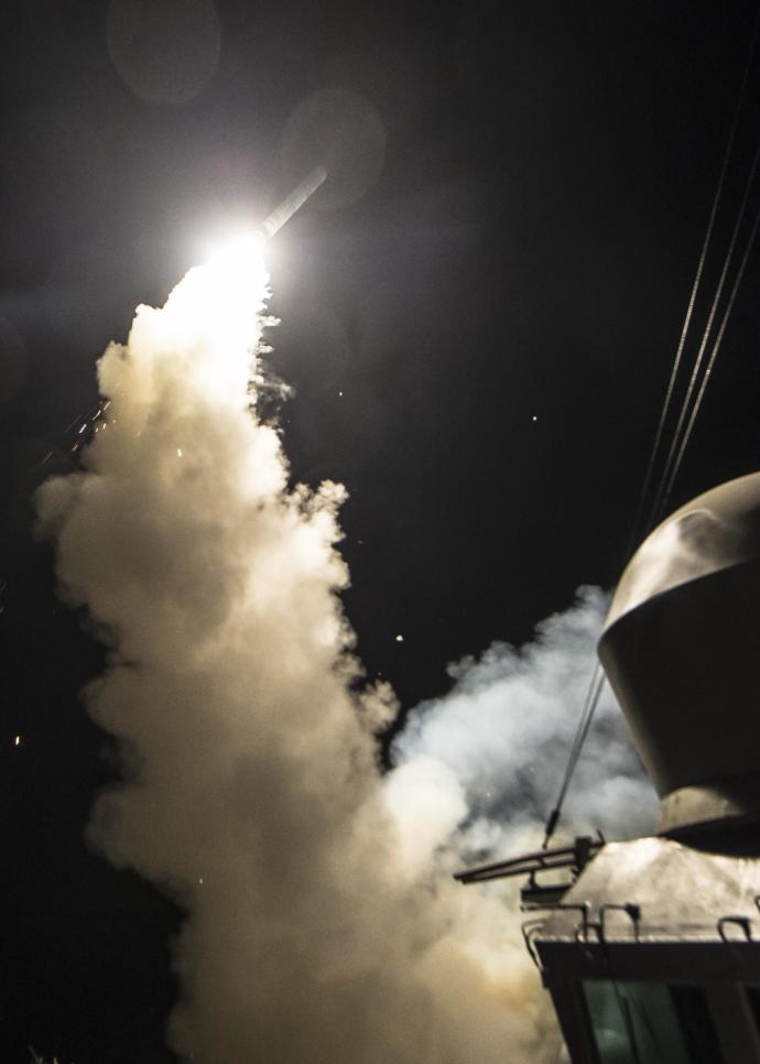 Boris Johnson Might Join The Strike On Syria