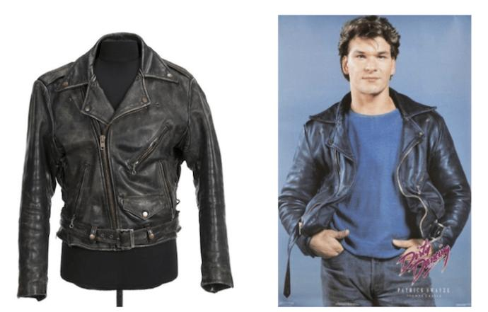 Patrick Swayze's Dirty Dancing Jacket Sold!