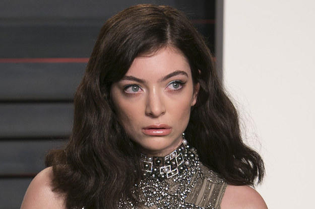 Lorde Is Actually 37...Or Is It 45