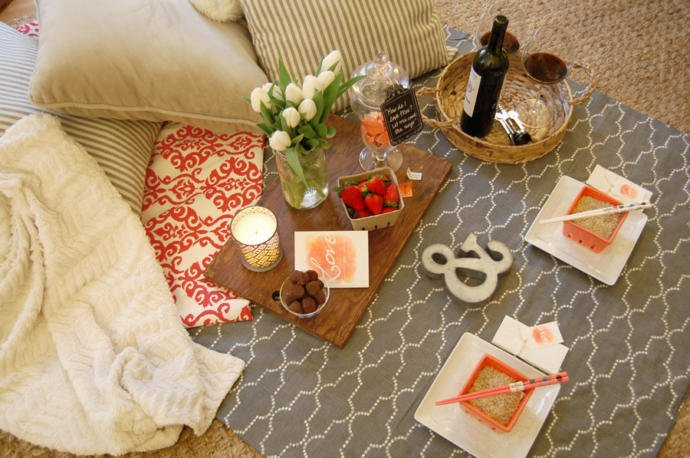 At-Home Date Ideas!