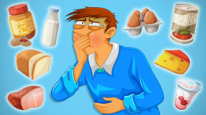 Living with Food Intolerance and Allergies