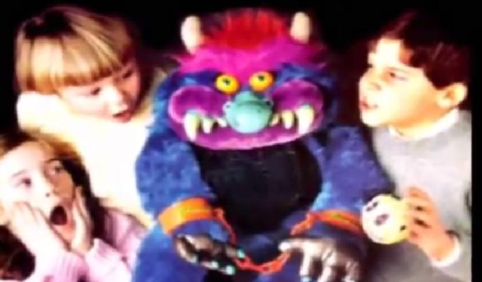 One Of The Most Popular Toys That Happened In In The 1980s My Pet Monster! (And Adaptations)