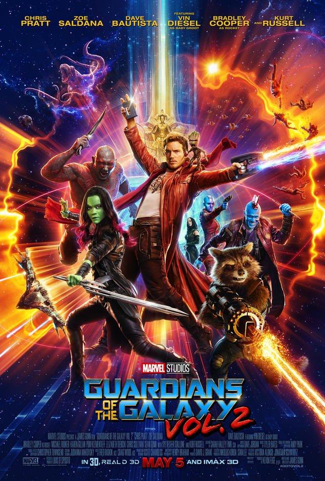 (Quick and SPOILER FREE) Guardians of The Galaxy 2 Review.