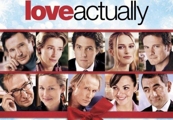 Love Actually cast