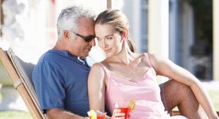7 Advantages To Dating Older Men