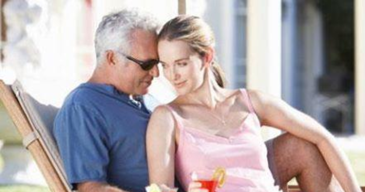 Dating an Older Man 5 Awesome Benefits