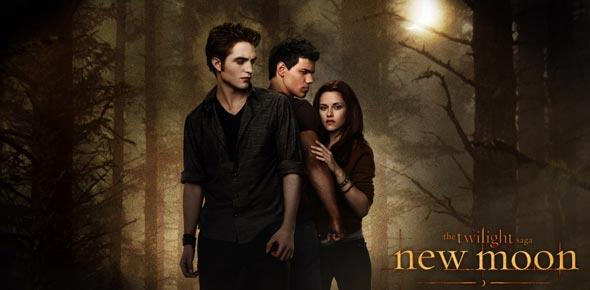 A Guy's Review of New Moon (Twilight Saga #2) by Stephanie Meyer