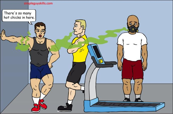 WTF? 20 Types of People You See at the Gym