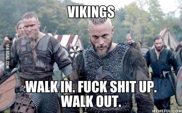 The Legend of King Ragnar Lothbrok