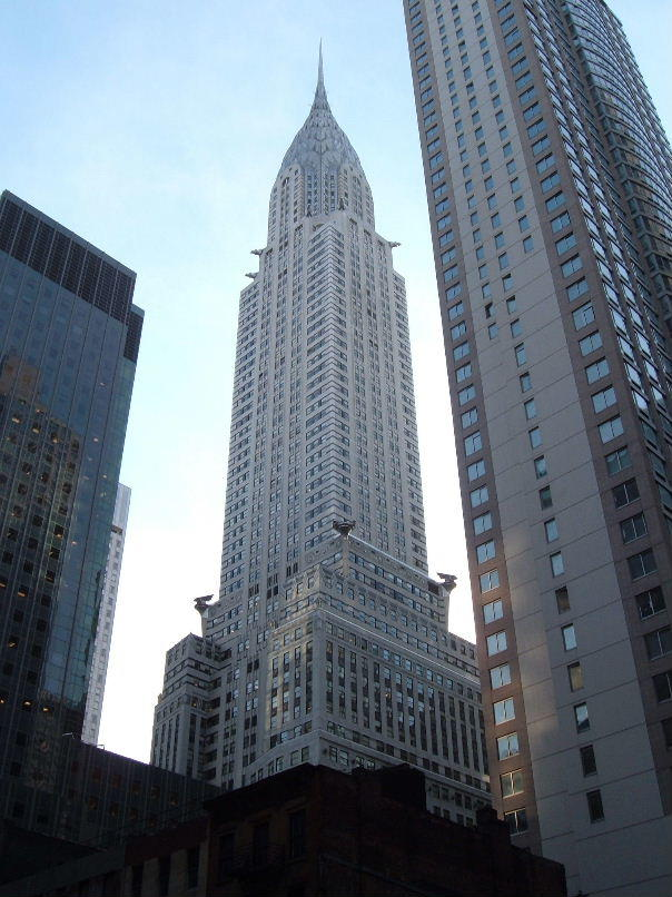 My Top 10 Favorite NYC Skyscrapers