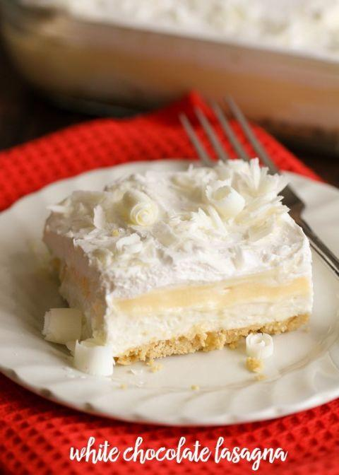 Dessert Lasagnas you will love!