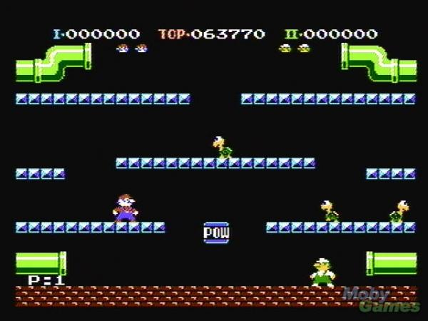 Toad-1's Favorite Video Game for Each Year Since I Have Been Born (Part 1: 1983-2002)