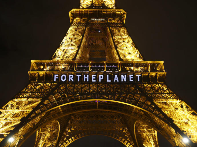 Paris Climate Accord - Still Safe if Trump Stops Being the President After 2020