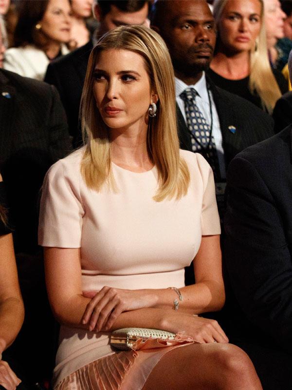 The Handmaid's Tale Reality: Ivanka Trump IS Serena Joy