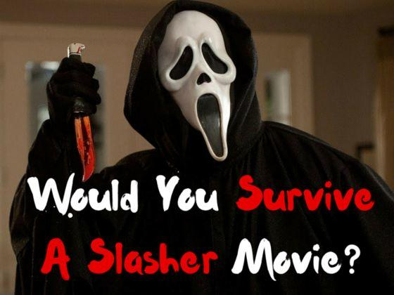 How to Survive a Slasher film