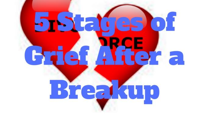 Mourning A Breakup: 5 Stages Of Grief After A Relationship Ends
