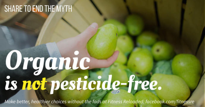 Organic food: a Steaming Pile of Humbug and Bullsh*t!