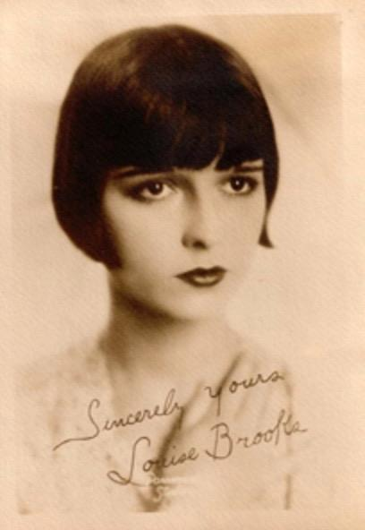 A tribute to Louise Brooks