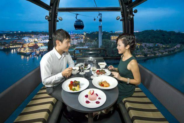 The World's Most Unique Dining Experiences