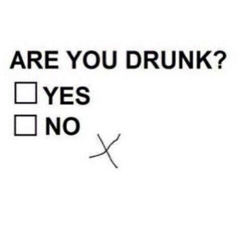 10 Signs Someone is Getting Drunk