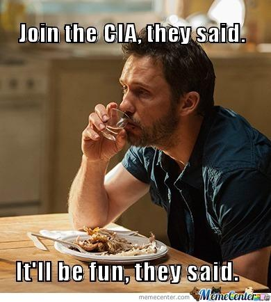 My favorite Burn Notice Memes