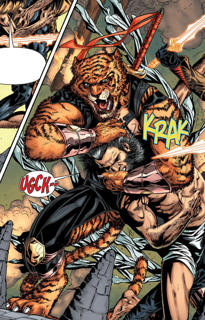Top 10 Hand-to-Hand Fighters in Marvel and DC