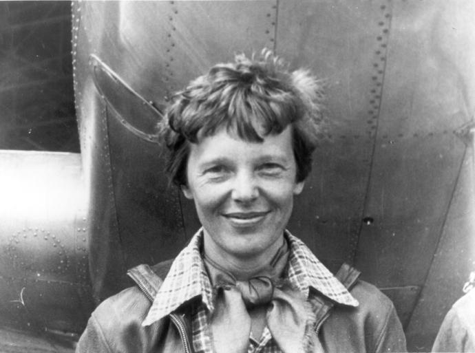 Amelia Earhart Conspiracy Theory Is TRUE!