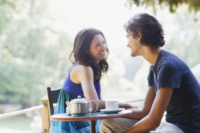 What to Talk About on a First Date!