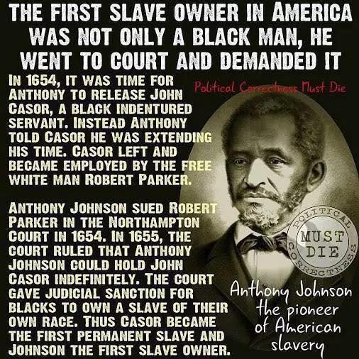 There Should be Official Apologies for Slavery and Race Crimes!