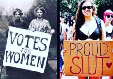Why I Am Not a Feminist...As Told by a Former Feminist