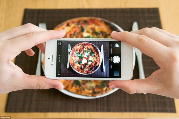 Why Take Photos of Your Food?