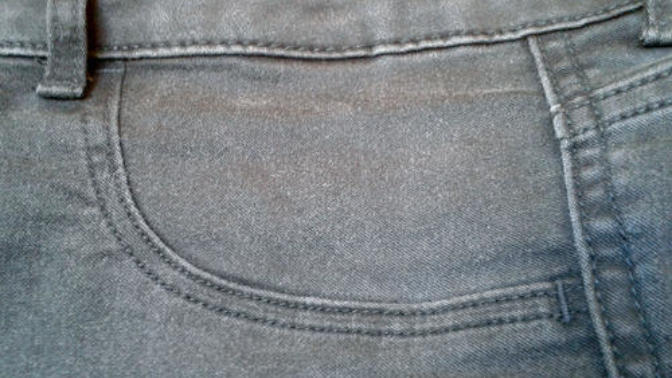Pants with No Pockets Are Just Cruel!