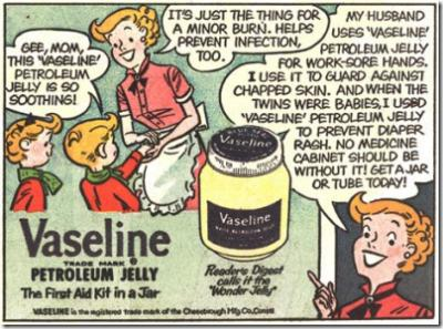 Anal sex with vaseline the