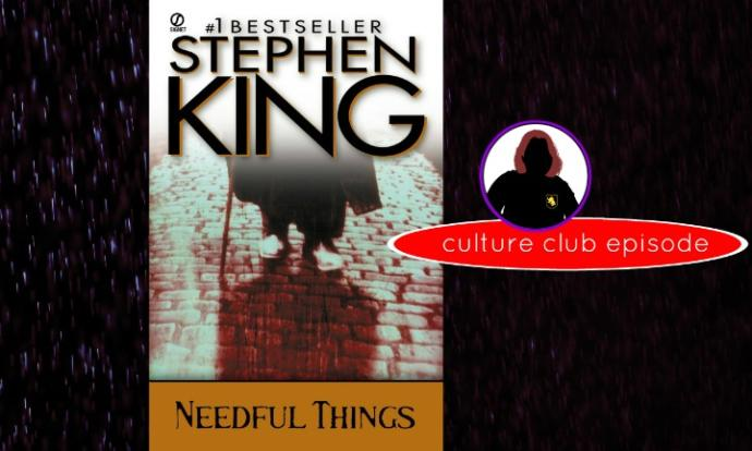 Stephen Kings most shocking moments (SPOILER WARNING!!!)