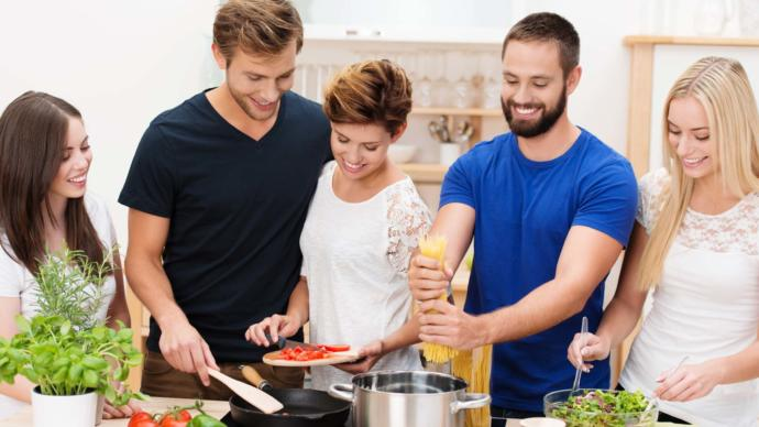 Six Ways to Help Yourself To Cook More