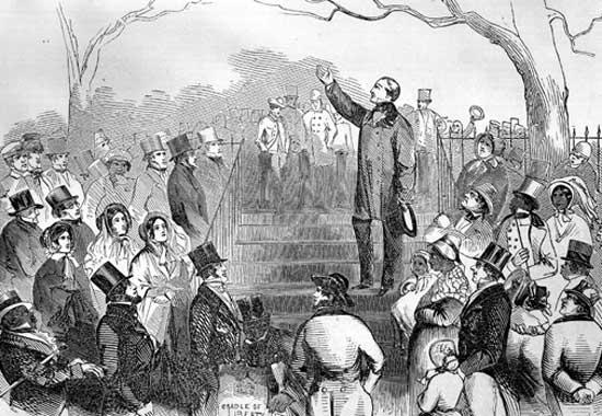 the wide range of tactics used by the abolitionist movement to eradicate slavery in the us The quakers and their influence on the antislavery movement that cover a wide range of topics related in ending slavery in the united states.
