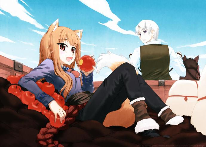 Top 7 Favorite Manga/Light Novel Series.