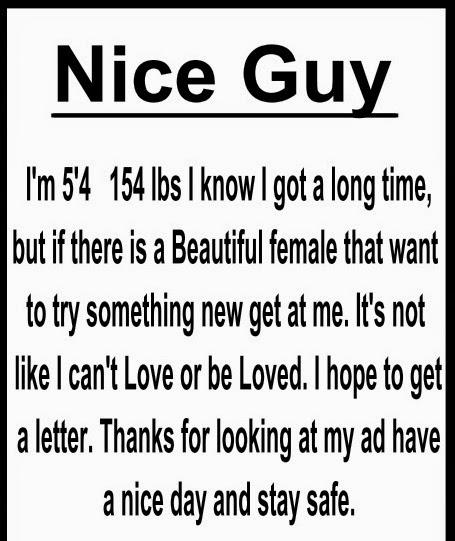 Why I Don't Consider Myself a Nice Guy 🙄
