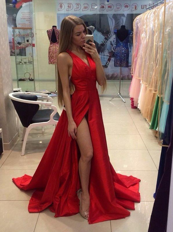 20 of My Favorite Red Dresses